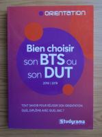 Anticariat: Boen choisir son BTS ou son DUT
