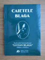 Anticariat: Caiete Blaga