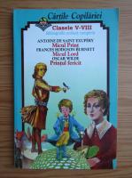 Cartile copilariei, clasele V-VIII