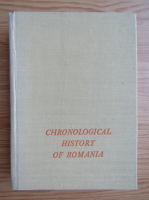 Chronological history of Romania