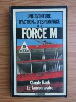 Anticariat: Claude Rank - Une aventure d'action et d'espionnage de la Force M