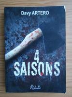 Anticariat: Davy Artero - 4 saisons
