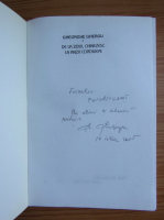 Gheorghe Ghergu - De la Zidul Chinezesc la Anzii Cordilieri (cu autograful autorului)