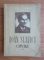 Ioan Slavici - Opere (volumul 2)