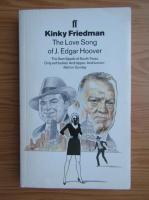 Kinky Friedman - The love song of J. Edgar Hoover
