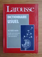 Anticariat: Larousse. Dictionaire usuel