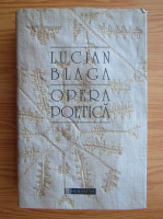 Anticariat: Lucian Blaga - Opera poetica