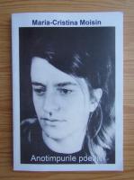 Anticariat: Maria Cristina Moisin - Anotimpurile poeziei