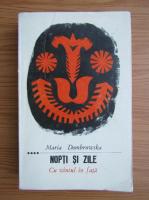 Maria Dombrowska - Nopti si zile, volumul 4. Cu vantul in fata