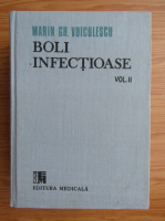 Anticariat: Marin Voiculescu - Boli infectioase (volumul 2)