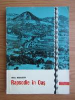 Anticariat: Mihai Negulescu - Rapsodie in Oas