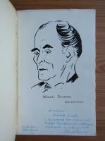Mihail Drumes - Arde Prahova (cu autograful autorului)