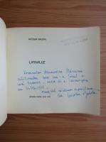 Nicolae Balota - Urmuz (cu autograful autorului)
