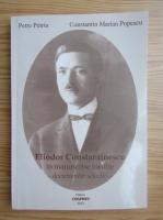 Anticariat: Petre Petria - Eliodor Constantinescu in manuscrise inedite. Documentar selectiv