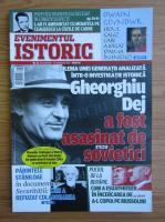 Anticariat: Revista Evenimentul Istoric, nr. 21, 25 octombrie-21 noiembrie 2019
