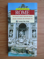 Anticariat: The heritage guide. Rome. Touring club of Italy