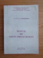 Vladimir Hanga - Manual de drept privat roman