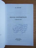 Al. Husar - Printre contemporani (cu autograful autorului)