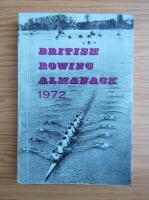Anticariat: British bowling almanack 1972