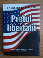 Anticariat: Constantine Sharpe - Pretul libertatii