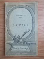 Anticariat: Corneille - Horace (1922)
