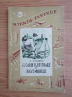Anticariat: D. Manolescu - Jucarii plutitoare si navomodele