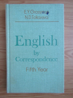 Anticariat: E. Y. Grossman - English by correspondence