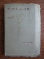Anticariat: Emile Verhaeren - Toute la flandre (volumul 1,1920)