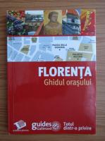 Anticariat: Florenta. Ghidul orasului