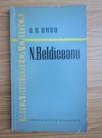 Anticariat: G. G. Ursu - N. Beldiceanu