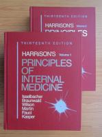 Anticariat: Harrison's principles of internal medicine (2 volume)
