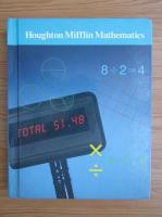 Anticariat: Houghton Mifflin Mathematics (volumul 3)