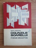 Anticariat: Ioan Meitoiu - Oglinzile soarelui