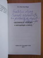 Ion Buga - Gradinile vederii (cu autograful autorului)