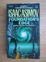 Isaac Asimov - Foundation's edge