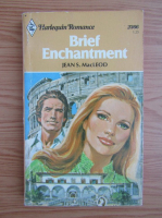 Anticariat: Jean S. MacLeod - Brief enchantment