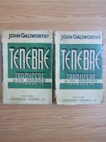John Galsworthy - Tenebre (1933, 2 volume)