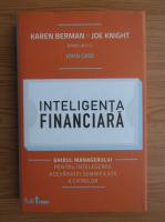 Karen Berman Nagel - Inteligenta financiara