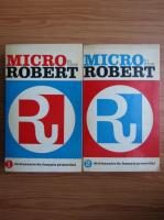 Anticariat: Micro Robert en poche. Dictionnaire du francais primordial (2 volume)