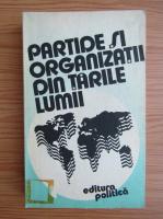 Anticariat: Partide si organizatii din tarile lumii