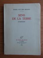 Anticariat: Pierre van der Meulen - Sens de la terre (1938)