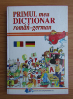 Anticariat: Primul meu dictionar roman-german