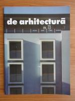 Anticariat: Revista De Arhitectura, nr. 13, 2005