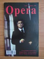 Anticariat: Revista Opera, volumul 46, nr. 9, septembrie 1995