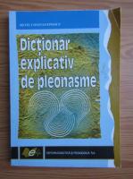 Anticariat: Silviu Constantinescu - Dictionar explicativ de pleonasme