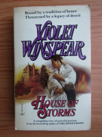 Violet Winspear - House of storms