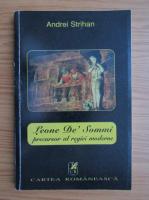Anticariat: Andrei Strihan - Leone De' Sommi, precursor al religiei moderne