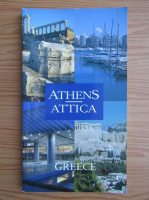 Anticariat: Athens. Attica. Greece (ghid turistic)