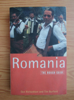 Anticariat: Dan Richardson - Romania, the rough guide