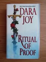 Anticariat: Dara Joy - Ritual of proof